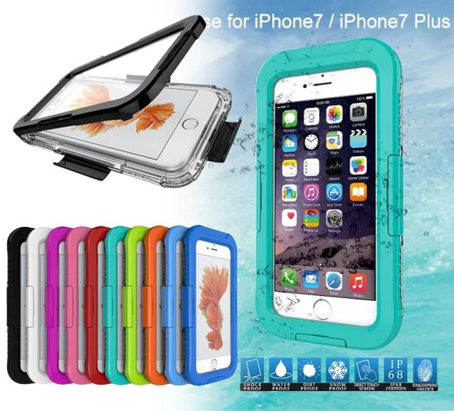 custodia per iphone 7 plus subaquea