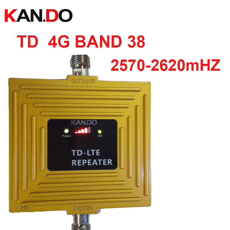 ALC 65DBI 20DBM TD 4G Band 38 Phone Signal Booster Repeater 2575-2635mhz 4g Repeater Booster 4g Signal Booster 4G  TD Booster