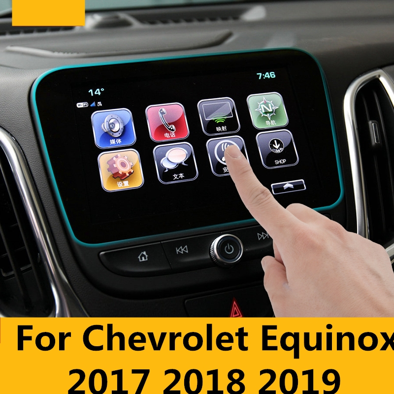 2019 Chevy Equinox Colors Chart: YESSUN For Chevrolet