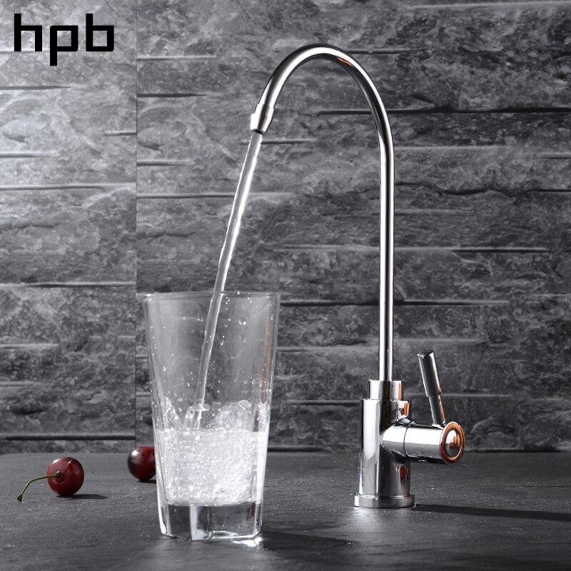 Hpb Messing Zeitgenossischen Stil Waschbecken Trinkwasser