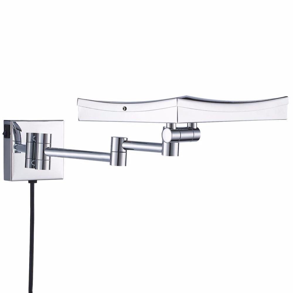 GURUN Wandmontage Vergrootglas Led-verlichting Verlichte - Huidverzorgingstools - Foto 4
