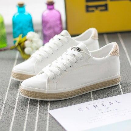 De Augmenté 2 Toile Sauvage Blanc Nouvelle 1 Respirant Chaussures 2018 Printemps Version Coréenne U477zZ
