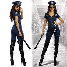 Stylish Female Neck Officer
