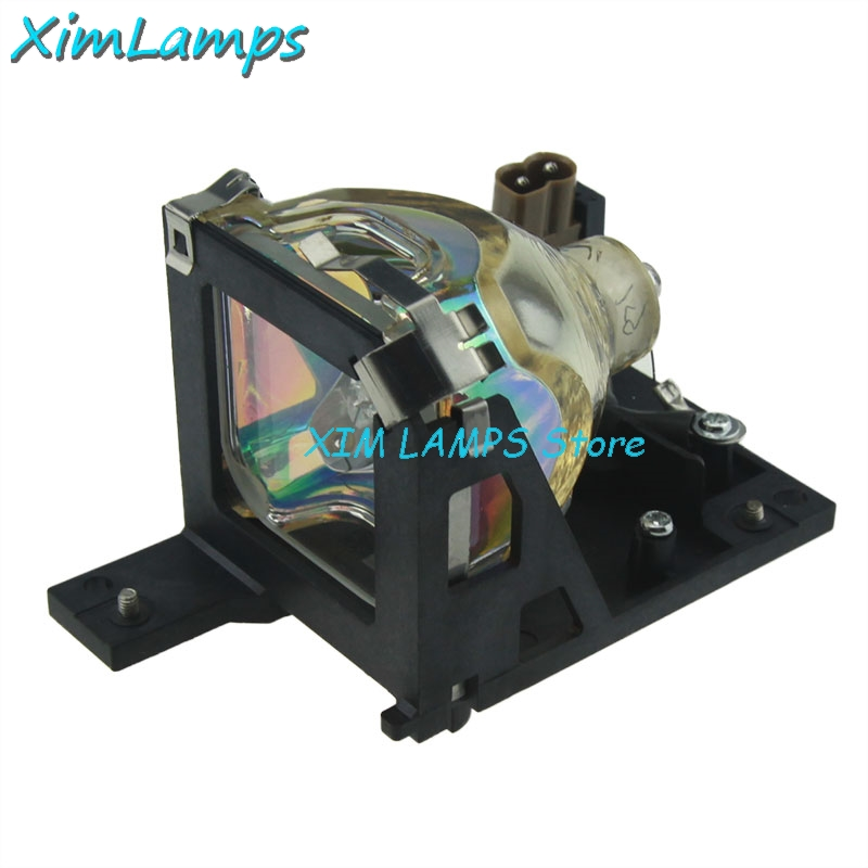 Xim Lamps ELPLP29 Original Projector Lamp with Housing V13H010L29 for Epson EMP-S1+,EMP-S1h,EMP-TW10H,PowerLite Home 10+ pureglare original projector lamp for epson v13h010l50 with housing