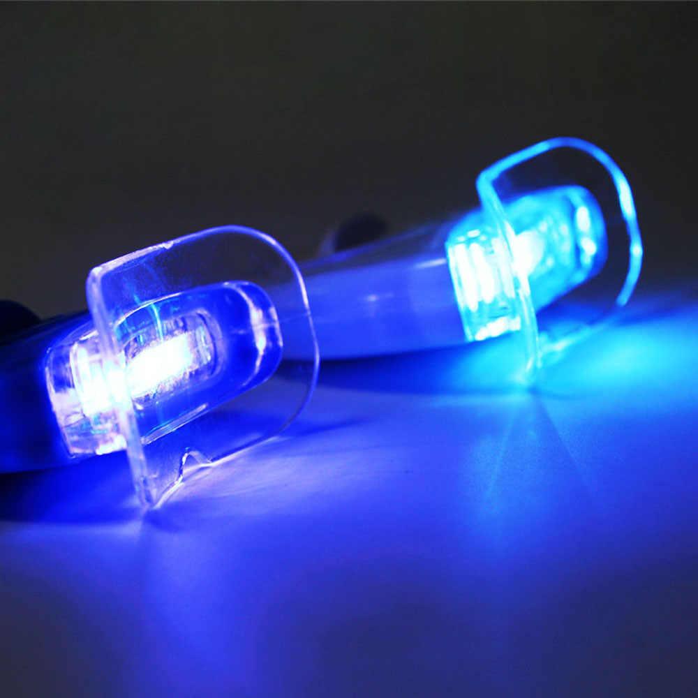 새로운 블루 led 치아 미백 가속기 자외선 치과 레이저 램프 라이트 도구 치아 화장품 레이저 새로운 여성의 아름다움 건강