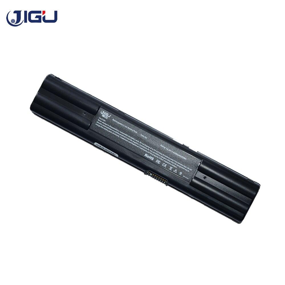 JIGU Laptop Battery For Asus A7C A7F A7G A7J A7K A7S A7T A7U A7V G1S G2K G2P G2S Z91E Z91L Z91G Z92J Z92T Z92V A38N A3G A3H A6K