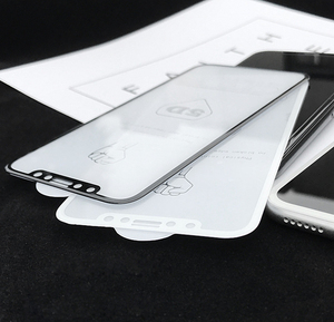Image 5 - 25 PCS Full Cover Protective Premium Screen Protector 5D 6D Round Curved Edge Tempered Glass For iPhone 11 Pro XS XR Max