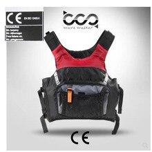 Подлинная CE ISO12402-5 сертифицированная взрослая Спасательная куртка LifeVest дрейфующая на лодках Спасательная куртка для водного спорта европейский стандарт