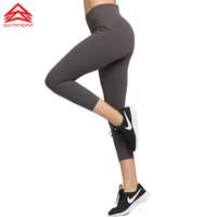 SYPREM high waist Yoga Pants Female high elasticity slim Winter Running Sportswear Quick Dry women Fitness tight,CK181023