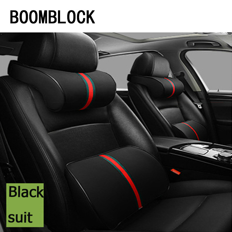 US $18 9 15% OFF|Car Styling Car Neck Lumbar Pillow Headrest For Mercedes  W204 W203 W211 Volvo XC60 S60 XC90 S80 V70 Alfa Romeo 159 156-in Neck  Pillow