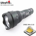 VUAN U-F WF-502B CREE XM-L2 U2 1400lm Cool White Light 1-Mode 2.7-14V SMO LED Flashlight (1 x 18650)
