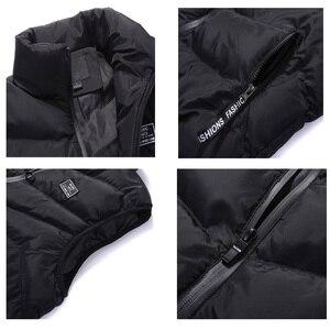Image 3 - FALIZA Gilet pour hommes décontracté, veste et manteaux sans manches, chaud et épais, MJ110 nouvelle collection printemps hiver