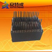Бесплатная доставка 32 порта 3 г sms модемный пул с модулем wavecom wcdma 3 г gsm модем