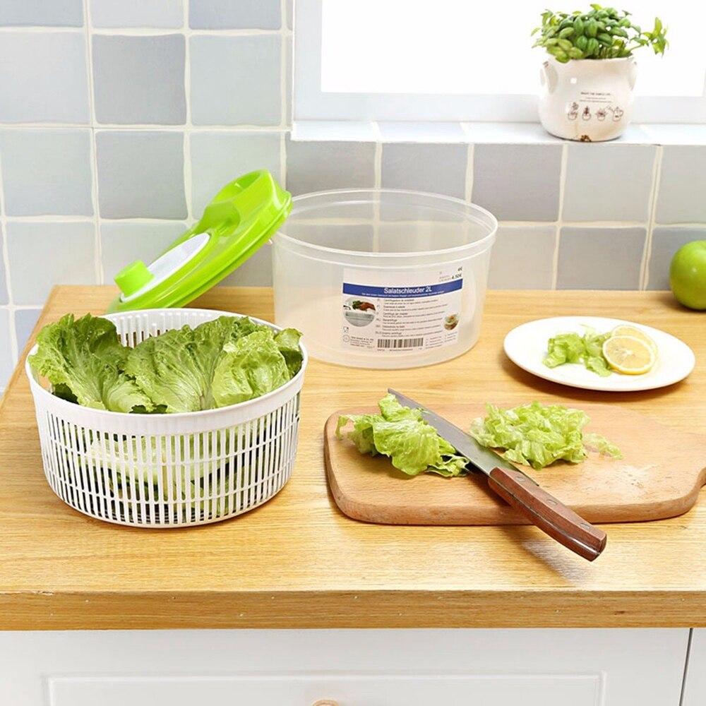 Gemüse Dörr Trockner Salat Spinner Fruits Basket Obst Waschen Sauber Ablagekorb Washer Trocknen Maschine Reiniger