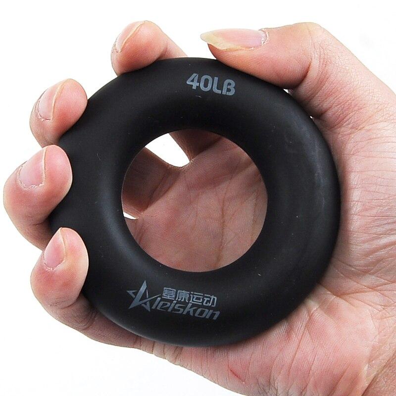 Hand Gripper Grip silikonski prsten otpor snage trener - Fitness i bodybuilding - Foto 2