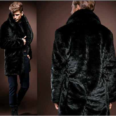 Online Get Cheap Faux Fur Coats for Men -Aliexpress.com | Alibaba