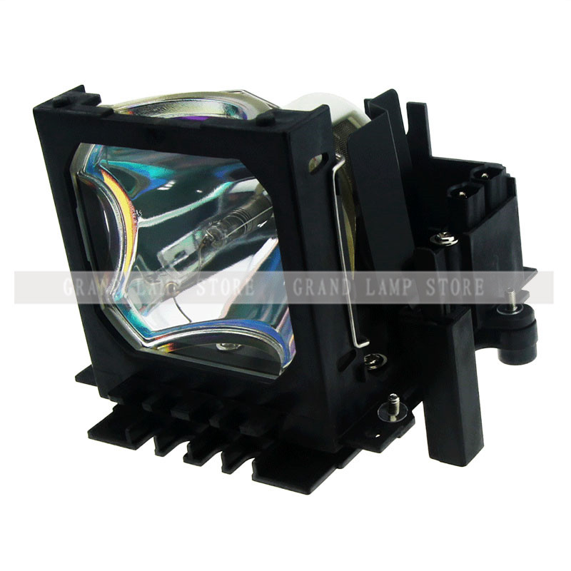 High Quality DT00591/CPX1200LAMP compatible bare bulb with housing for HITACHI CP-X1200WA/CP-X1200W Happybate