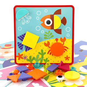 Baby Educational Jigsaw Puzzle