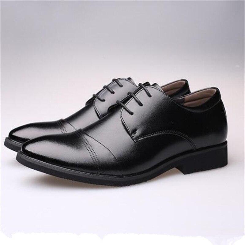 Молодой человек обувь с острым носком Специальное предложение каждый мужчина в британском стиле Свадебные Жених модель в Корейском стиле о…