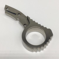 Titanium Alloy Signet Ring for Knife handle parts, Just suitable for genuine C11