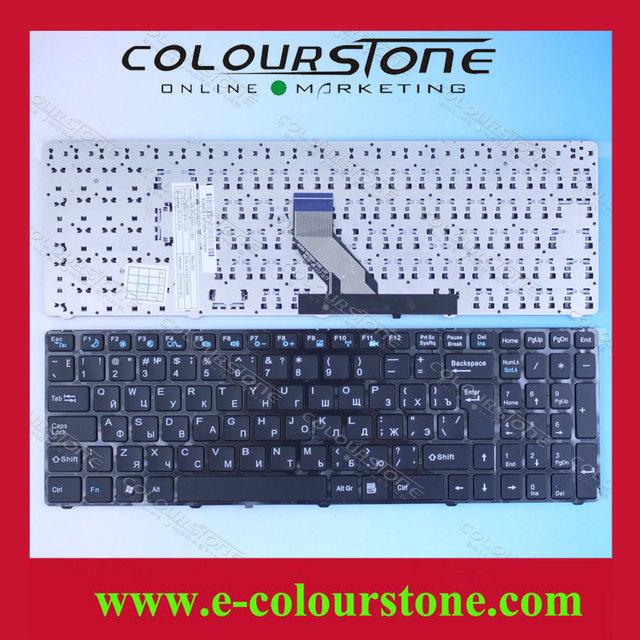 Ruso RU teclado del ordenador portátil para DNS 0157894 0157896 0157899 0157900 0164780 ECS MT50 MT50II1 MT50IN MP-09Q36SU-360 82B382-FR7025