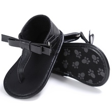 Fashion Summer Baby Girls Shoes   Breathable Bowknot Infant Toddler Kids Anti-skid Casual Sandals Baby Shoes