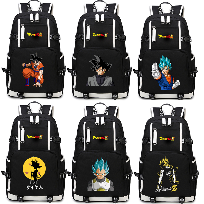 New Anime DragonBall Backpack Laptop Backpack Bags Satchel School Fashion Travel Bag Knapsack casio ae 3000w 9a