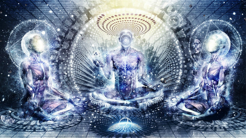 New arrived Modern wall art Meditation spiritual Cameron Gray 3 Size Silk Fabric Canvas Poster Print With framed A/1421