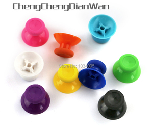 Image 1 - ChengChengDianWan החלפה אנלוגית ג ויסטיק כיסוי 3D Thumbstick שווי עבור Xbox אחת בקר Xboxone 100 יח\חבילה