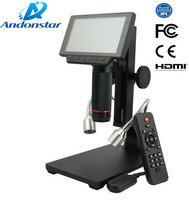Andonstar ADSM302 HDMI/USB 3MP Digital Microscope Repair Tools for Soldering/Mobile Phones/Watch