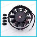 12V 80W Performance Radiator Cooling Fan For Chinese UTV Go Kart Quad ATV Buggy Moped Scooter