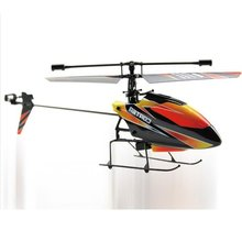 F02412 V911 4CH 4 Channel 2.4G Outdoor Mini Radio Control Single Propeller RC Helicopter Gyro RTF Best Gift Toy