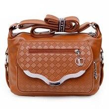 2017 femmes messenger sacs sac à main en cuir mi-modèles d'âge épaule sac maman sacs à main populaire sac bandoulière sacs pour femmes D13-89