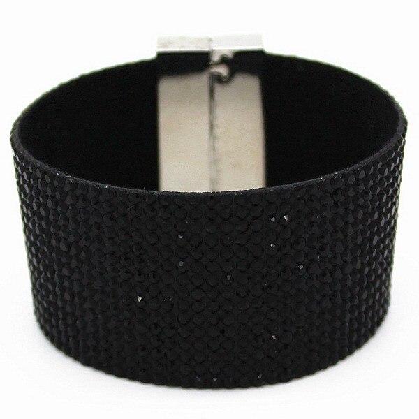 Wristband Bangle Crystal...