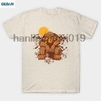 GILDAN Rusted Robot T Shirt