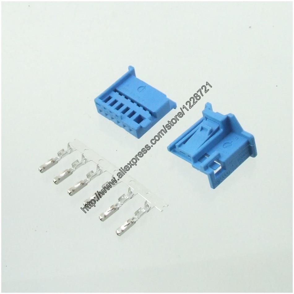 Aliexpress.com : Buy 10kits 6Q0972706 REPAIR CONNECTOR PLUG SOCKET ...