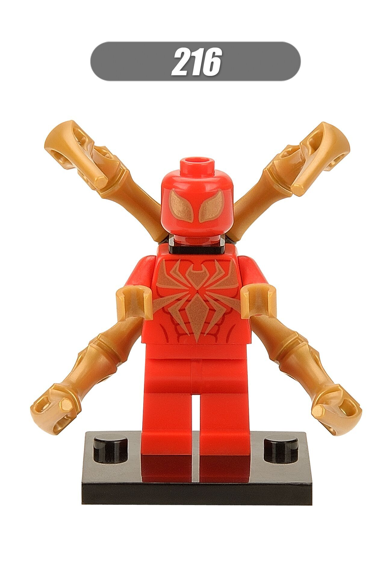 Super Heroes <font><b>Iron</b></font> <font><b>Spider-Man</b></font> diy figures Single Sale Marvel Captain America Classic Assemble Building Blocks Bricks kids Toys