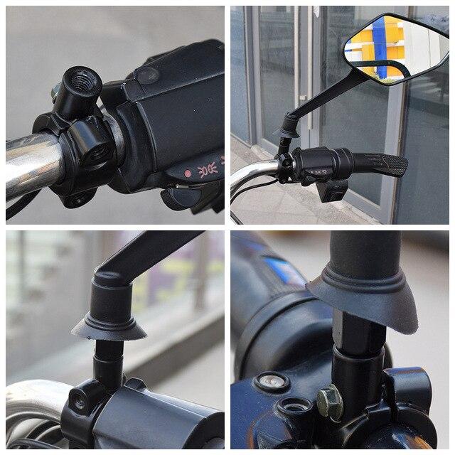 Держатель для зеркала мотоцикла адаптер для YAMAHA TRophy SE TT 600 FZR 600 FZR 600R 400 RR RRSP FZ600 TRX850