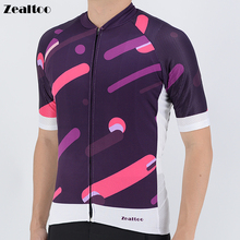 2019 Men's Breathable Pro team Summer Cycling Jersey Short Sleeve Bicycle Jerseys Road Bike Cycling Clothing Tops цена