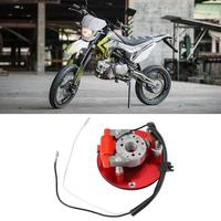Ignition Coil Racing Magneto Stator Rotor CDI 110cc 125cc 140cc Engine High Speed Motor Start Ignition Switch