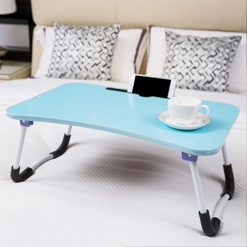 Children Learn Laptop Desk Bbed Desk Small Table Lazy Student Dormitory Simple Folding Table Study Table