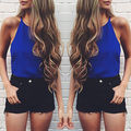 Hot Sexy  Women Lady Vest Summer Loose Sleeveless Casual Tank T Shirt Top