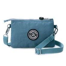 Новая Маленькая женская сумка мессенджер клатчи хорошего качества