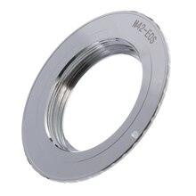 9th Thế Hệ AF Xác Nhận W/Chip Adapter Ring Cho M42 Ống Kính Canon EOS 750D 200D 80D 1300D