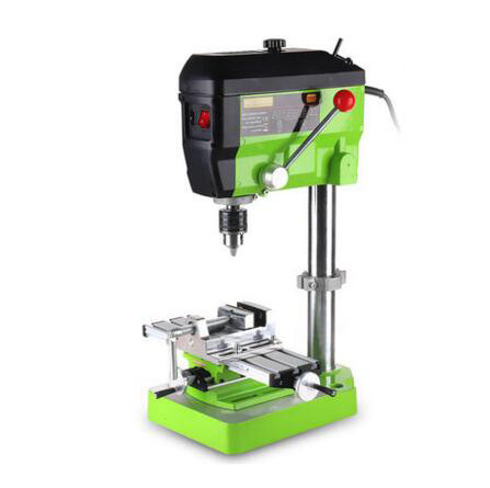 Small precision high-speed Bench Drill 220v 680w Drilling milling machine FOR Metal wood plastic Buddha beads production amyamy mini drill press bench small drill machine work bench eu plug 580w 220v 5169a