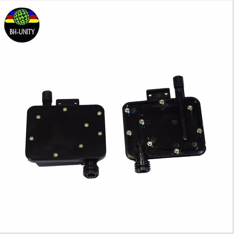 Good sale!! inkjet printer spare parts spt 510 35pl printhead ink damper for zhongye infiniti challenger printer