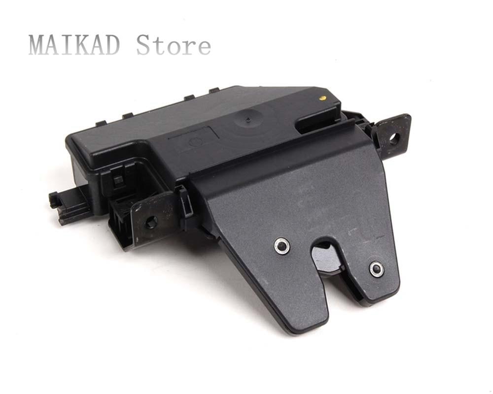 Trunk Lid Latch Rear Trunk Lock Actuator For BMW E81 E82 E87 E88 116i 118i 120i 125i 128i 130i 135i 116d 118d 120d 51247840617