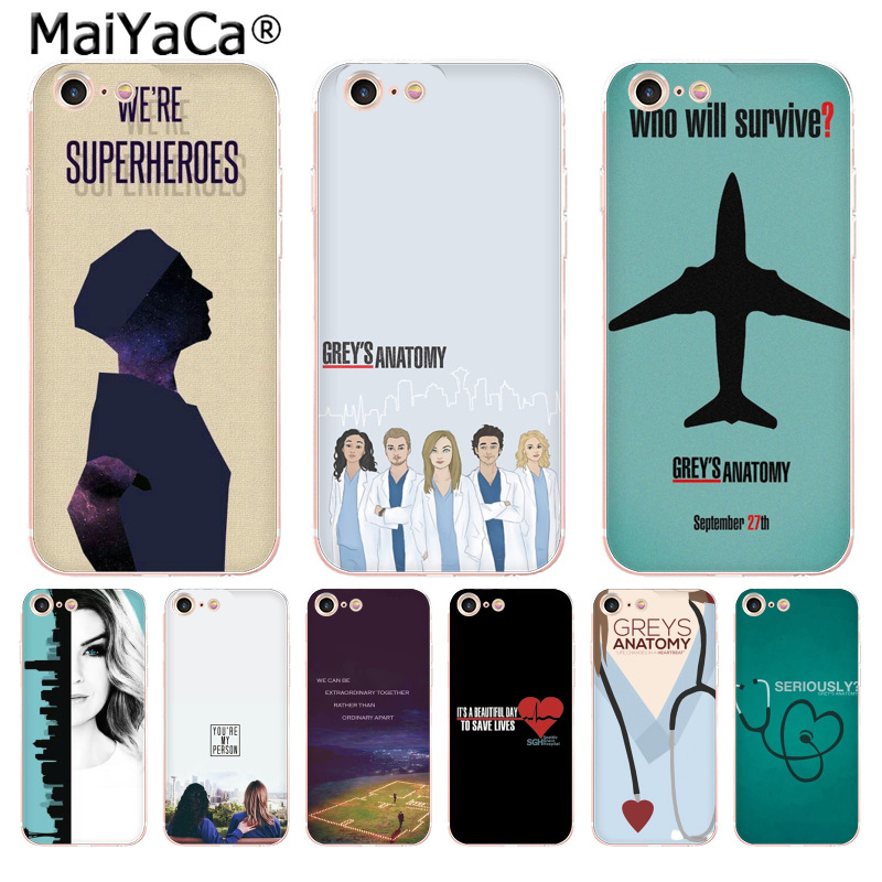 MaiYaCa American TV Greys Anatomy New Arrival Fashion