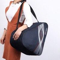 2017 Adult Roller Inline Skate Shoes Bag Portable Oxford Carry Bag GYM Shoulder Bag Big Capacity