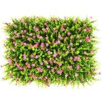 40x60cm Grass Mat Green Artificial Lawns Turf Carpets Fake Sod Home Garden Floor DIY wedding Decoration flowers eucalyptus plant